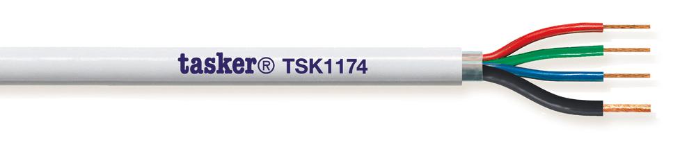 LED cable 3x0,35 + 1x0,50<br />TSK1174