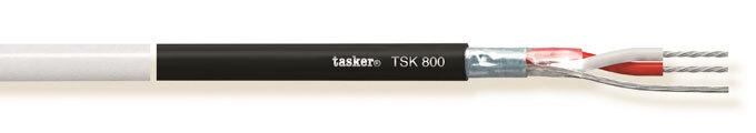 Extra-flex digital audio cable 2x0,14<br />TSK800