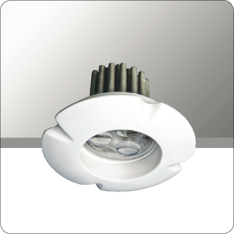 Helios Led pleister armaturen IP20.HE18/3W