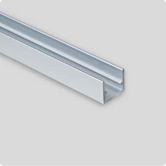 Aluminium profiel PROF1