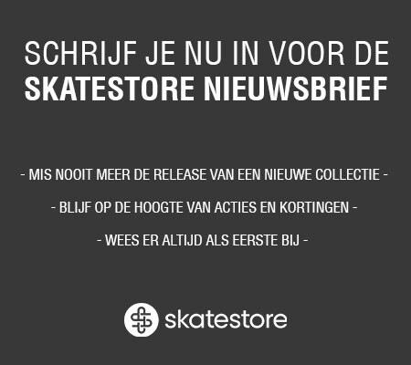 Skatestore Nieuwsbrief