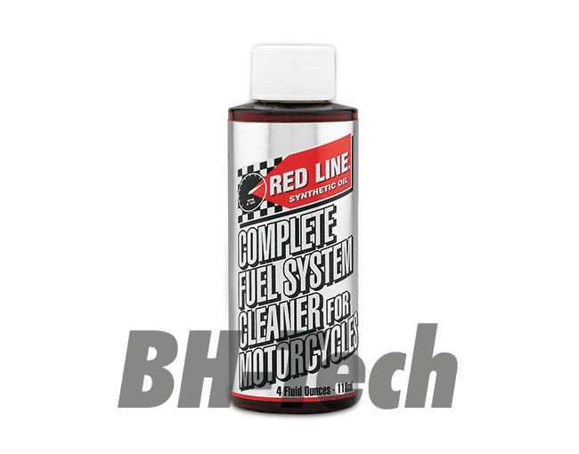 MOTORCYCLE FUEL SYSTEM CLEANER 118ml