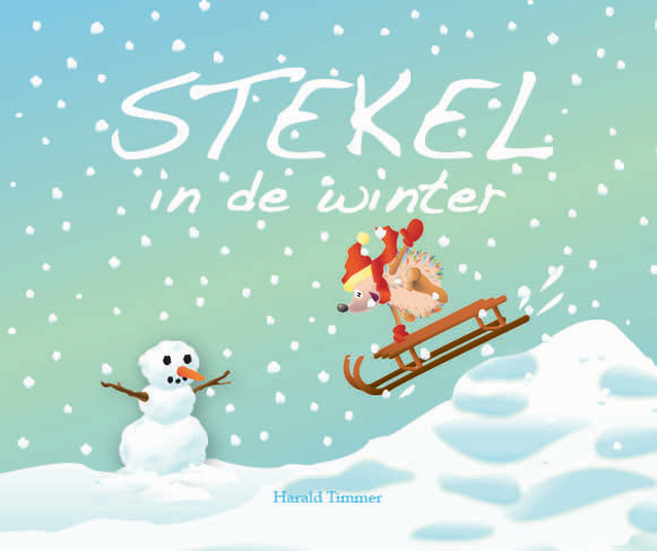 Stekel in de winter