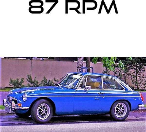 1965 MG B GT