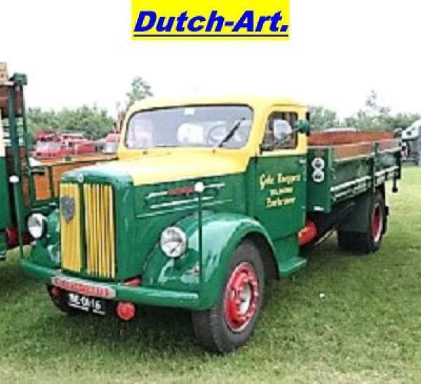 1944 Scania-Vabis L5 Drabant