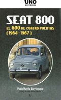 SEAT 800 Spaanstalig / in Spanish