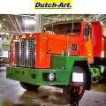 1974 DAF NAT 2500