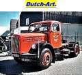 1946 Scania-Vabis L7 Regent