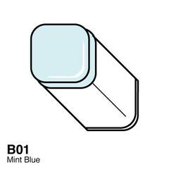 B01 Mint Blue