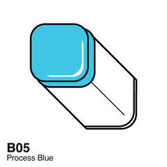 B05 Process Blue