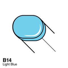 B14 Light Blue