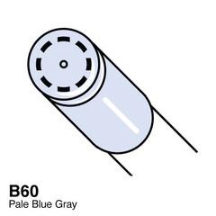 B60 Pale Blue Gray