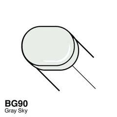 BG90 Gray Sky