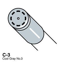 C3 Cool Gray No. 3