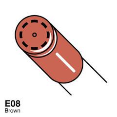 E08 Brown