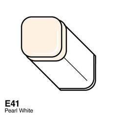 E41 Pearl White