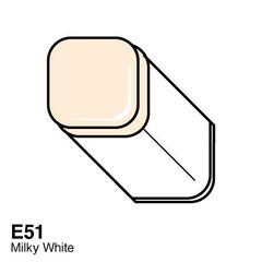 E51 Milky White