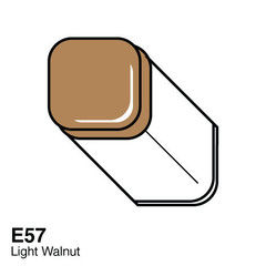 E57 Light Walnut