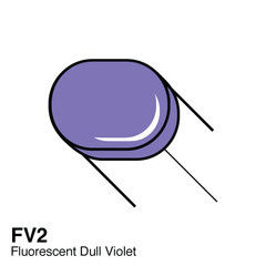 FV2 Fluorescent Dull Violet