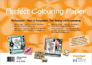 Perfect Colouring Paper A4