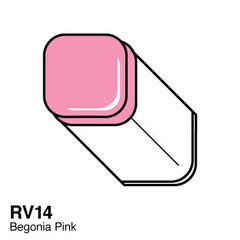RV14 Begonia Pink