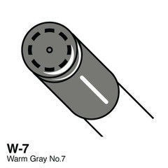 W7 Warm Gray No. 7