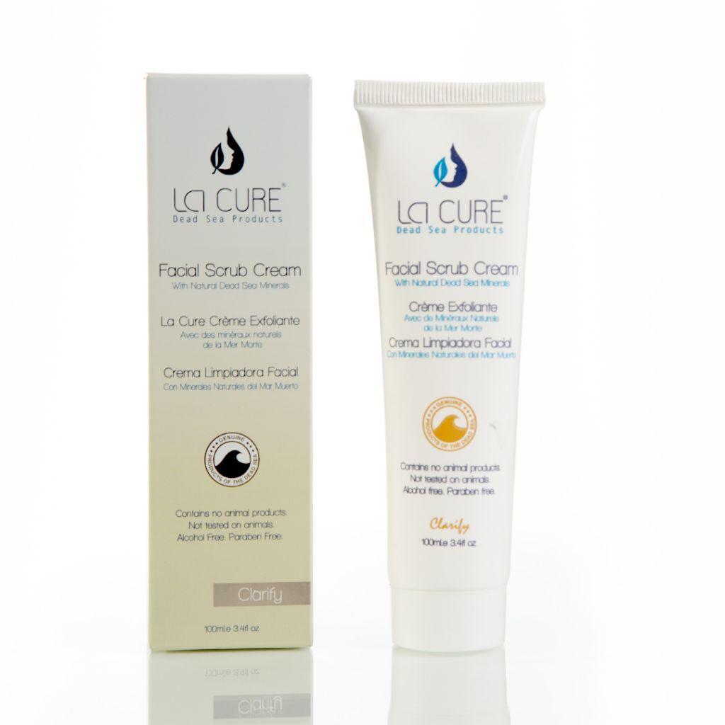 Facial Scrub Cream
