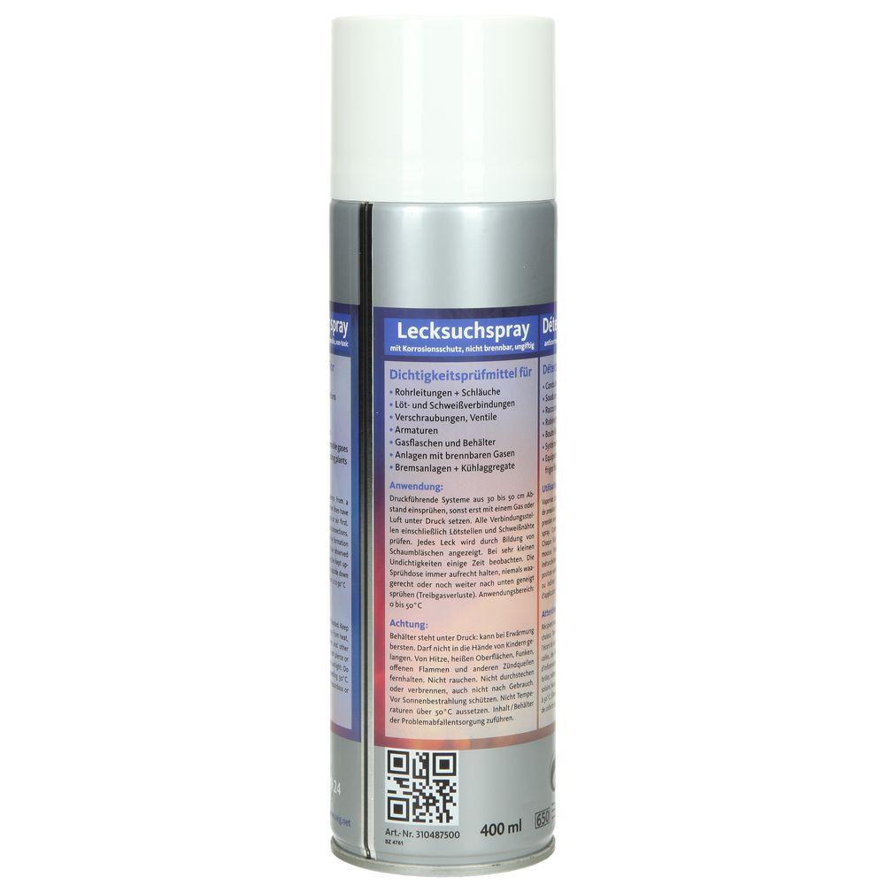 Gaslekzoekspray 400 ml