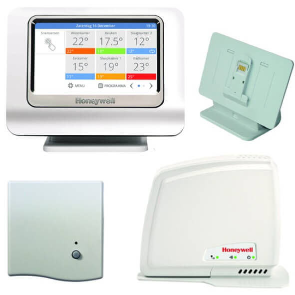 Honeywell Evohome Single-zone connected pakket OpenTherm