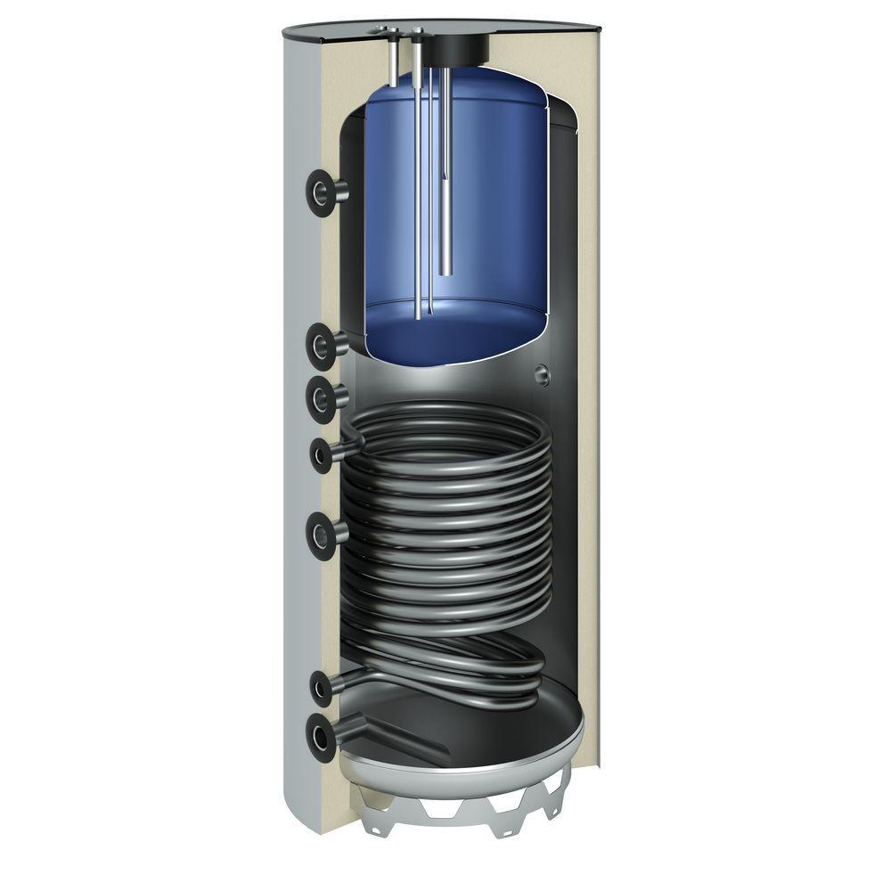 Tank-in-tank combinatieboiler