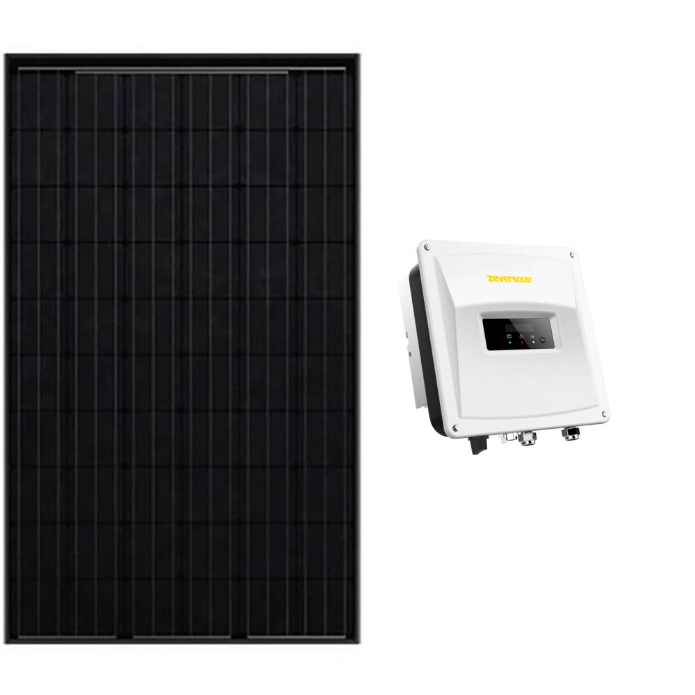 PV paneel pakket - 6 panelen 1800 Wp