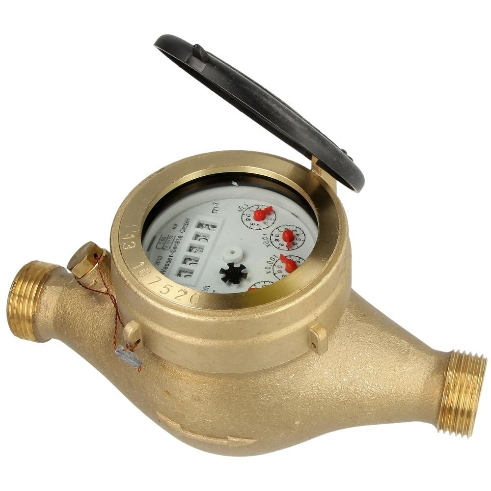Watermeter 10 m³/h