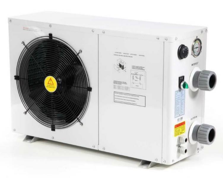 RVS warmtewisselaar 40 kW/h