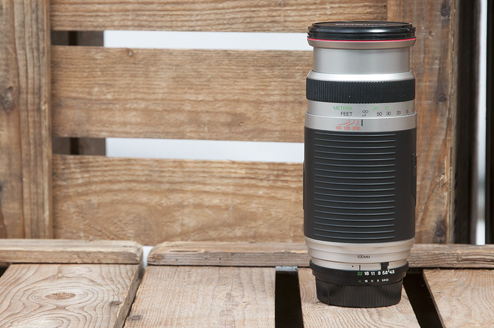 Cosina 100-400 voor Nikon