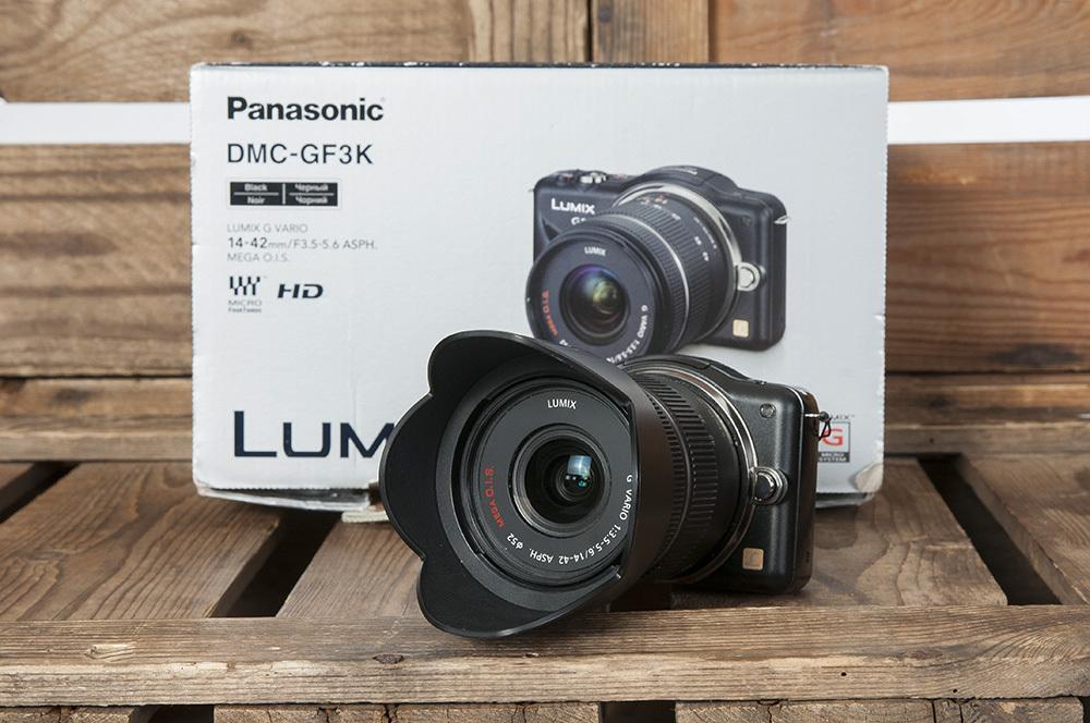 Panasonic GF3 14-42