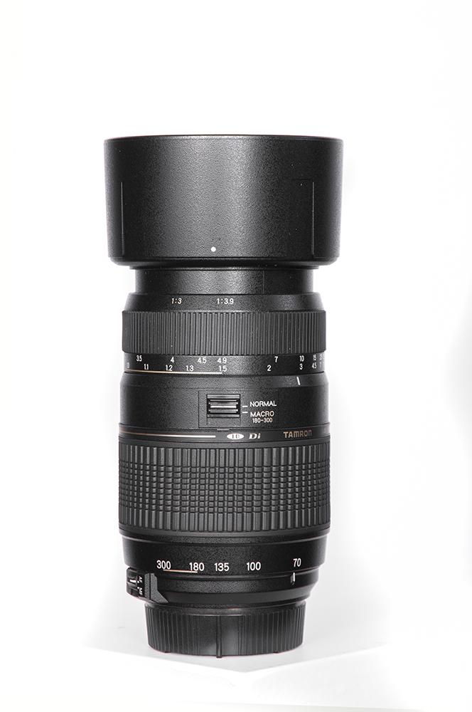 Tamron 70-300 voor Nikon