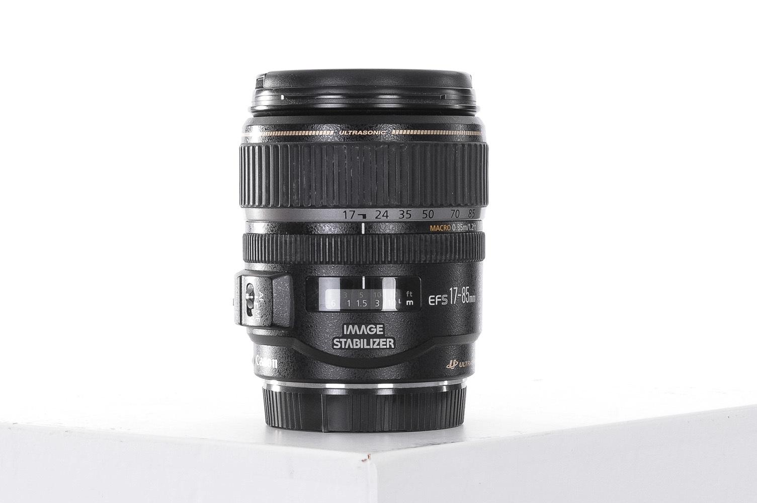 Canon 17-85mm 4-5.6