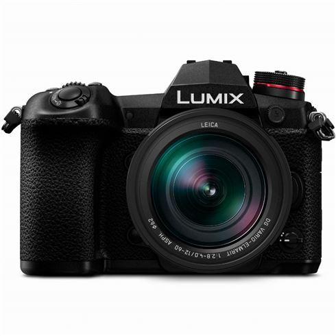 Panasonic G9 met Leica 12-60mm 2.8