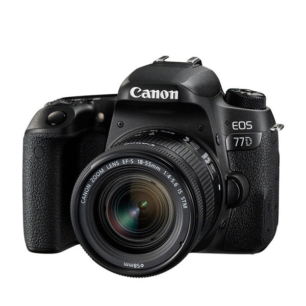 Canon 77D 18-55 IS STM