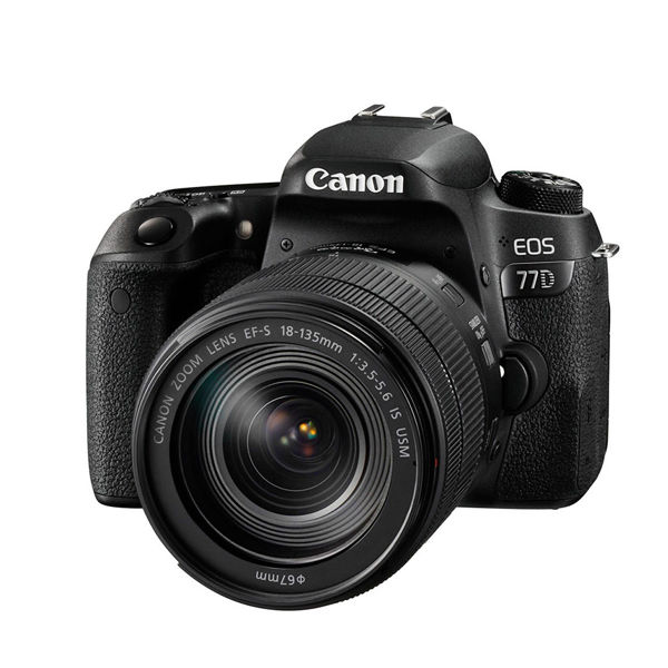 Canon 77D 18-135 IS USM