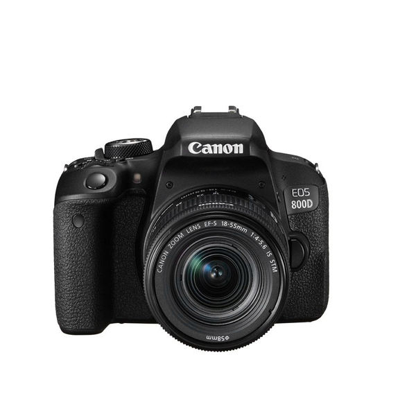 Canon 800D 18-55 IS STM