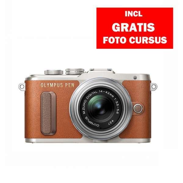 Olympus E-PL8 + 14-42 EZ