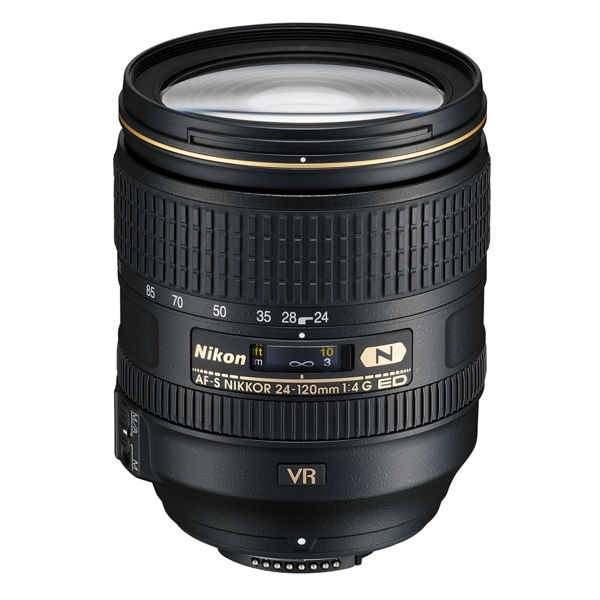 NIKKOR 24-120mm f/4G ED VR