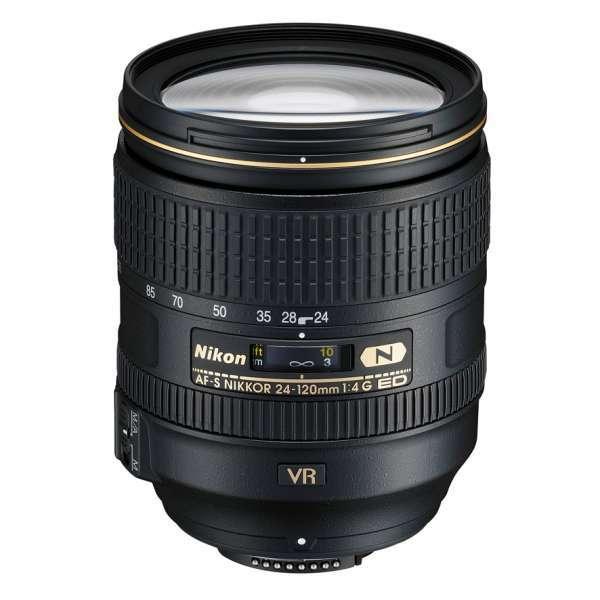 NIKKOR 24-120mm f/4G ED VR