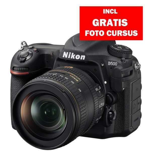 Nikon D500 + 16-80mm f/2.8-4.0 VR