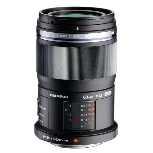 Olympus M.Zuiko Digital ED 60mm/F2.8 Macro