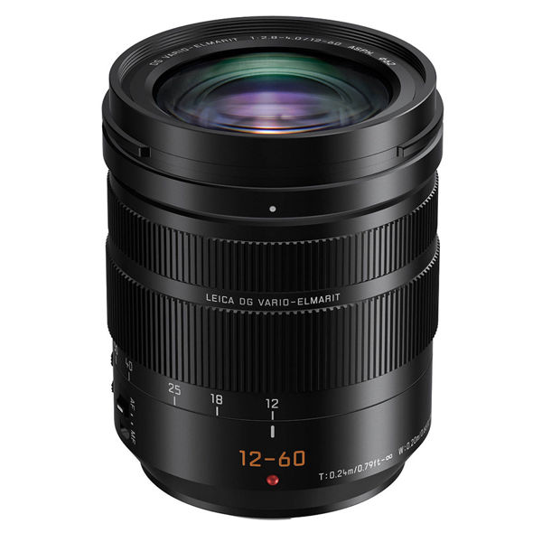 Panasonic Leica DG Vario-Elmarit 12-60mm f/2.8-4.0
