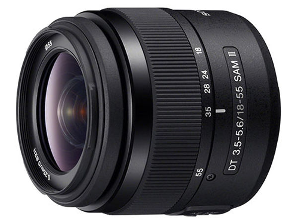 Sony 18-55 mm F3.5-5.6 SAM II (bulk)