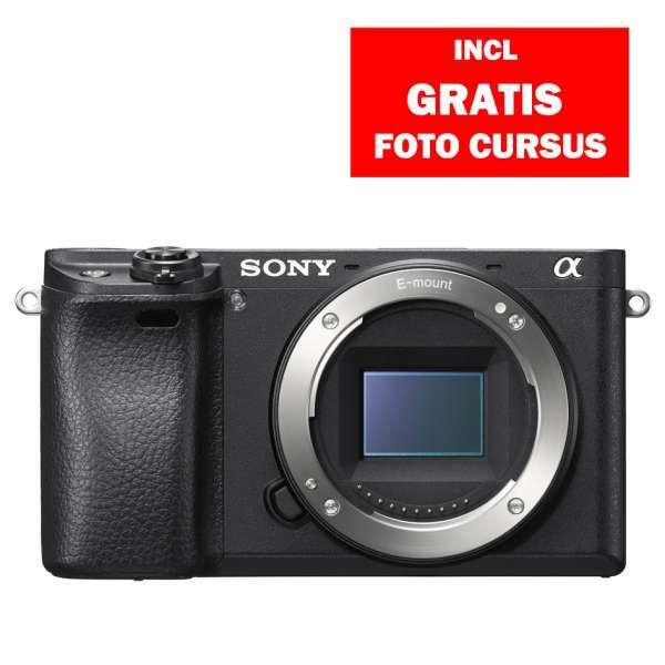 Sony A6300B body