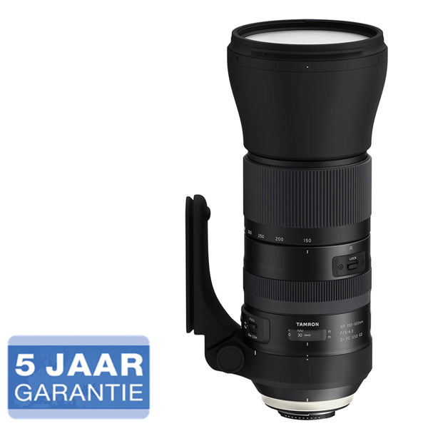 Tamron SP AF 150-600mmF/5.0-6.3 VC USD G2 Canon